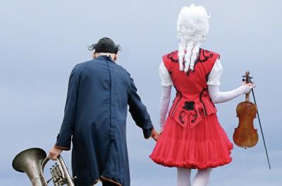 Théâtre - LES ROIS VAGABONDS : Concerto pour deux clowns