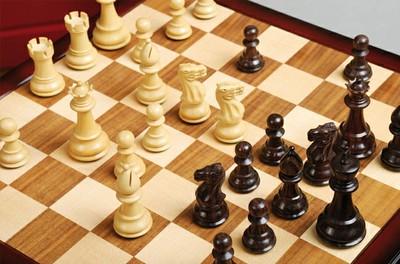 Tournoi d'échecs amateurs