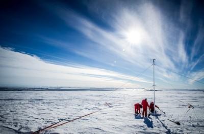 « Antarctique : Un continent fragile, des conditions climatiques extrêmes et des programmes  scientifiques uniques »