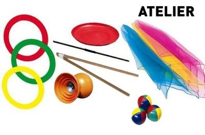 Atelier de jonglage