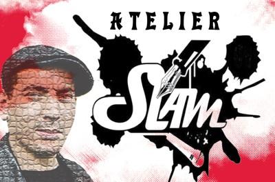 Atelier Slam avec HOCINE BEN