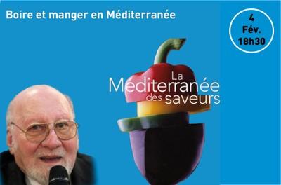 Boire et manger en Méditerranée