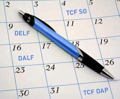 Calendrier des Tests et Examens