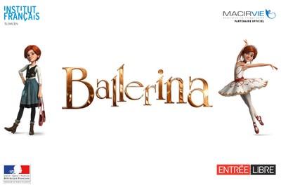 Ciné Goûter:  BALLERINA