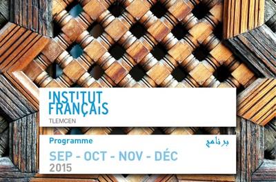 Programme Septembre - Octobre - Novembre - Décembre 2015