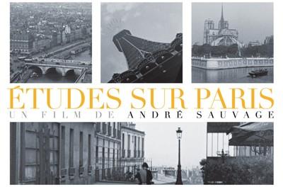 Etudes sur Paris (Ciné Mix)