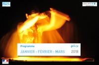 Programme Janvier - Février - Mars 2017