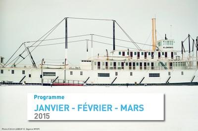 Programme Janvier - Février - Mars 2015