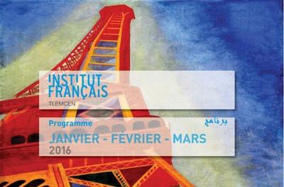 Programme Janvier - Février - Mars 2016