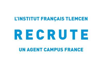 Recrutement Agent Campus France