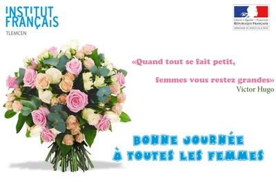 Spéciale Journée Internationale de la Femme