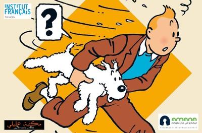 Tintin et le merveilleux géographique